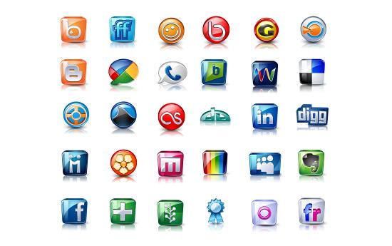 Иконки для сайта скачать бесплатно10